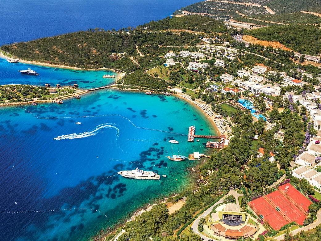 В мае на Эгейское побережье Турции!